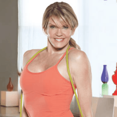 Kathy Smith, Fitness Legend and New York Times Best-Selling Author